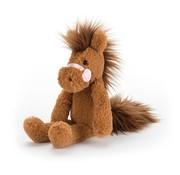 Jellycat Knuffel Prancing Pony Chestnut
