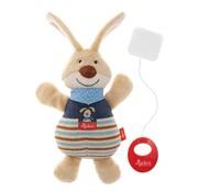 sigikid Knuffel Konijn Muziek Semmel Bunny