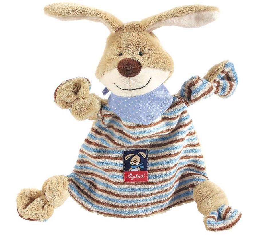 Knuffeldoek Konijn Semmel Bunny