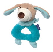 sigikid Grijpfiguur Hond Blue Collection
