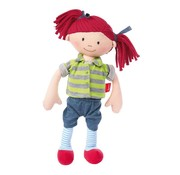 sigikid Pop Rood Softdolls