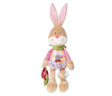 sigikid Activiteiten Knuffel Konijn Bungee Bunny