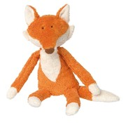 sigikid Stuffed Animal Fox Green