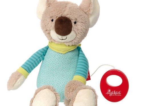sigikid Knuffel Muziek Koala Urban Baby