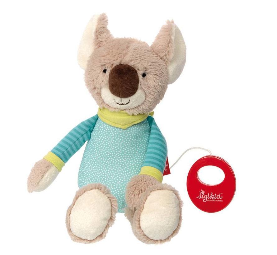Knuffel Muziek Koala Urban Baby