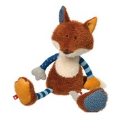 sigikid Vos Knuffel Patchwork Sweety