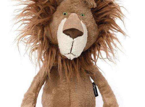 sigikid Knuffel Leeuw Brave Hair BeastsTown