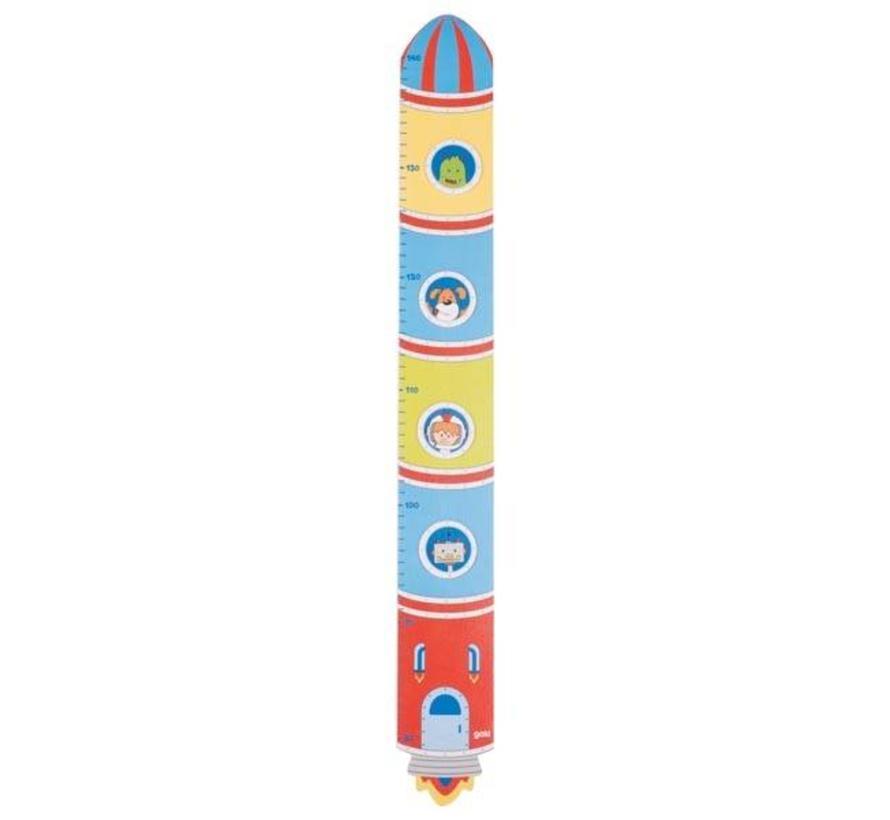 Groeimeter Raket