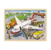 GOKI Puzzle at the Airport