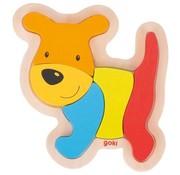 GOKI Goki Puzzel Hond