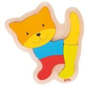 GOKI Goki Puzzel Kat