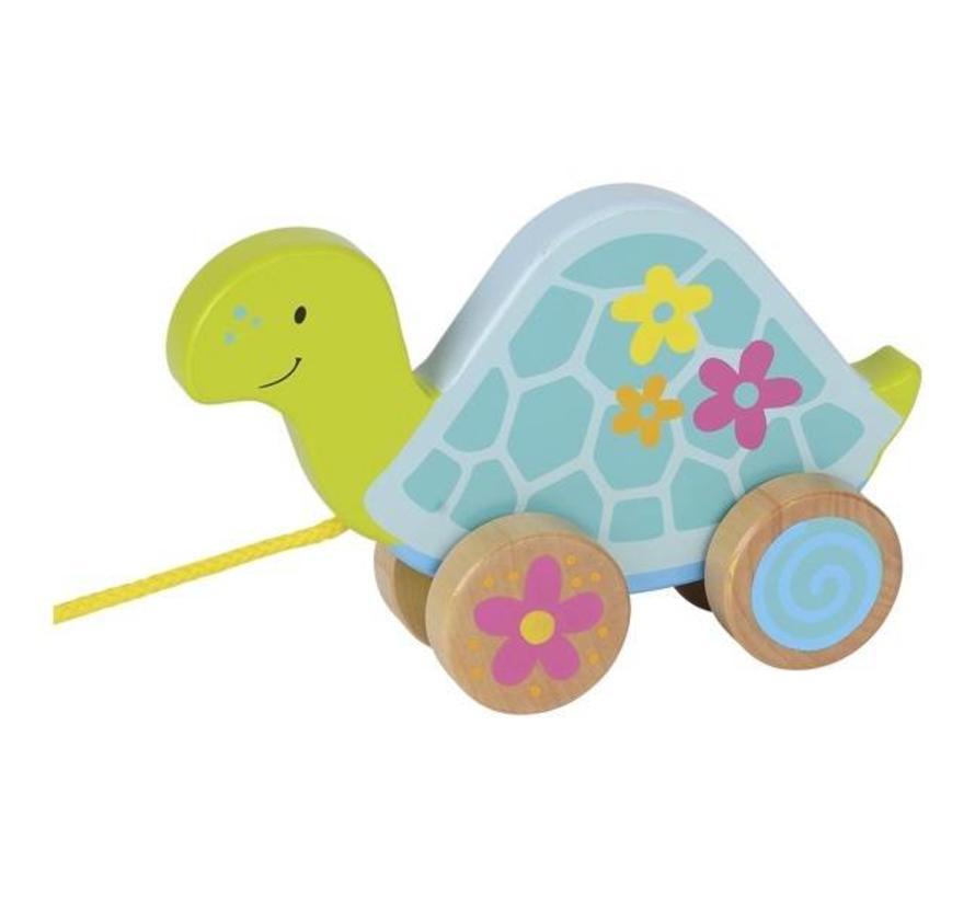 Trekfiguur Schildpad