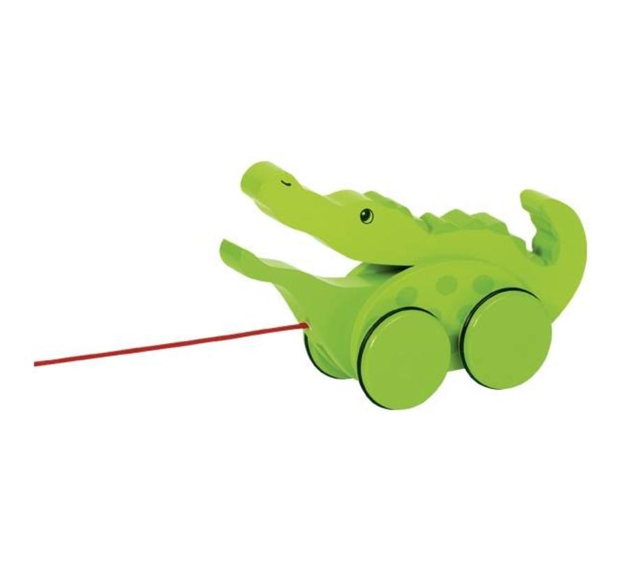Trekfiguur Krokodil Kroki