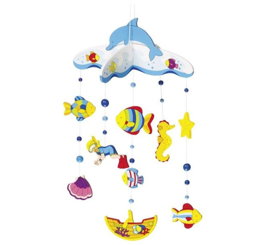 Mobiel Onderwaterwereld