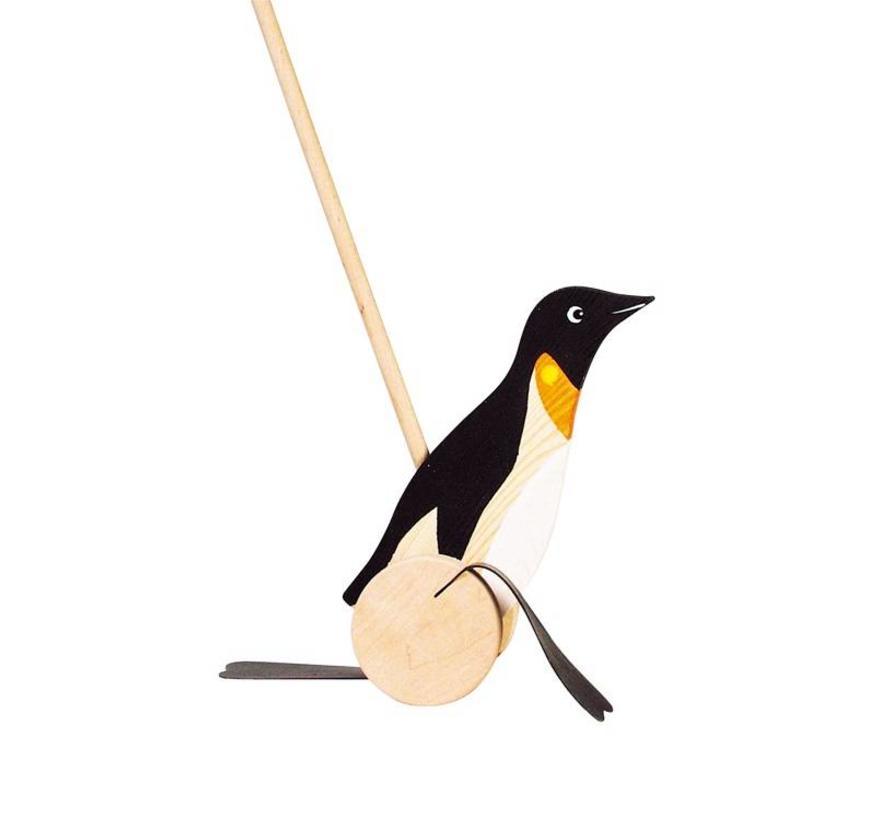 Duwstok Pinguin