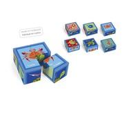 Scratch Scratch Blokkenpuzzel Zee
