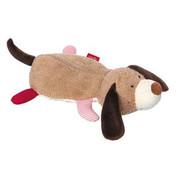 sigikid Warmte Knuffel Kersenpit Hond