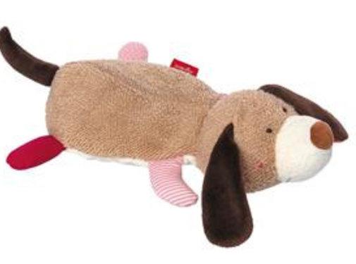 sigikid Warmteknuffel Kersenpitkussen Hond