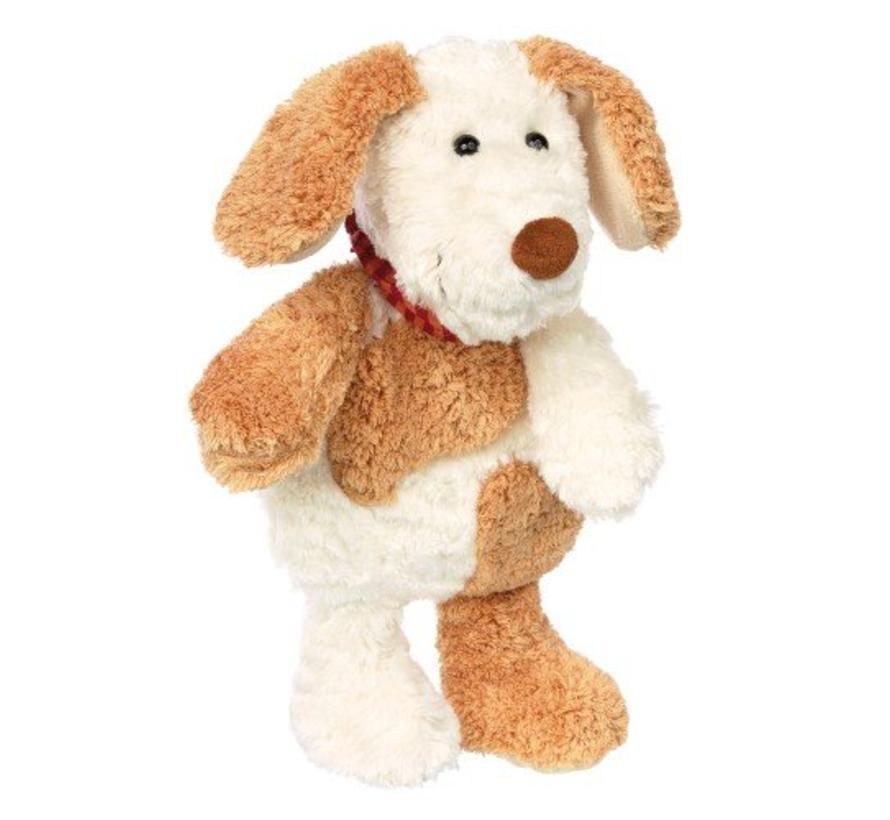 Knuffel Kersenpitkussen Hond Sweety