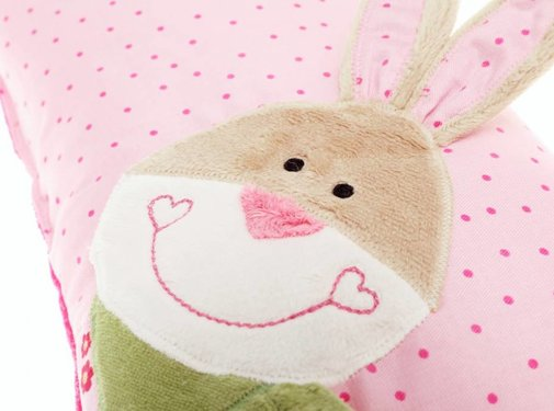 sigikid Knuffelkussen Bungee Bunny