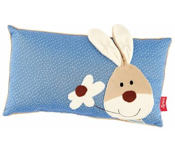 sigikid Knuffelkussen Semmel Bunny