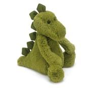 Jellycat Knuffel Dinosaurus Bashful Dino