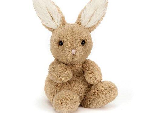 Jellycat Knuffel Konijn Poppet Caramel Bunny