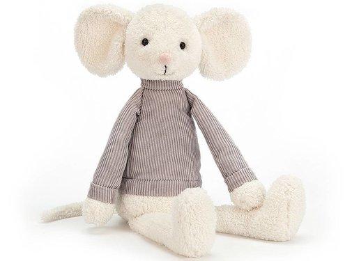 Jellycat Knuffel Muis Jumble Mouse