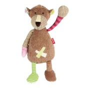 sigikid Knuffel Patchwork Sweety Beer