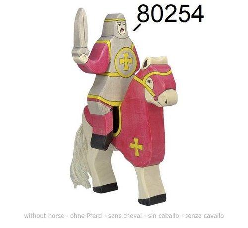 Holztiger Ridder Rijdend Rood 80254