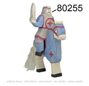 Holztiger Ridder Rijdend Blauw 80255