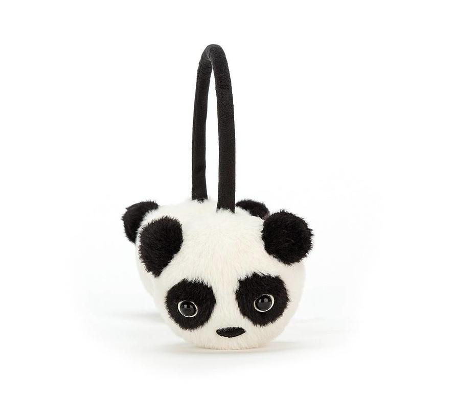 Oorwarmers Kutie Pops Panda Ear Muffs