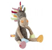 sigikid Knuffel Horse Patchwork Sweety