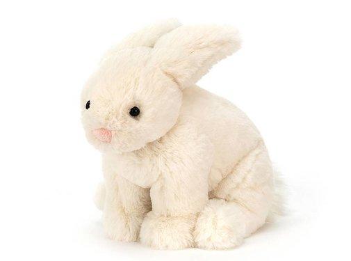Jellycat Knuffel Konijn Riley Rabbit Cream Small