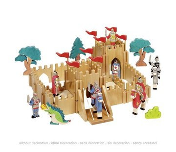 Holztiger Knight's Castle 80347