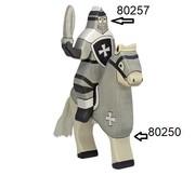 Holztiger Ridder Rijdend Zwart 80257