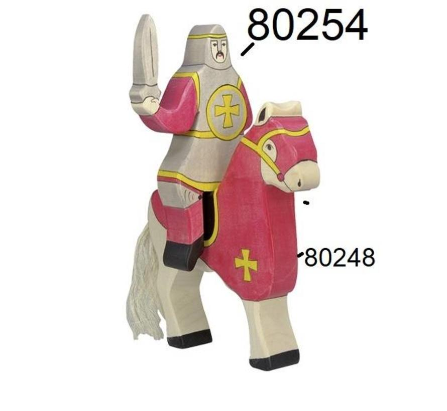 Tournament Horse Red 80248