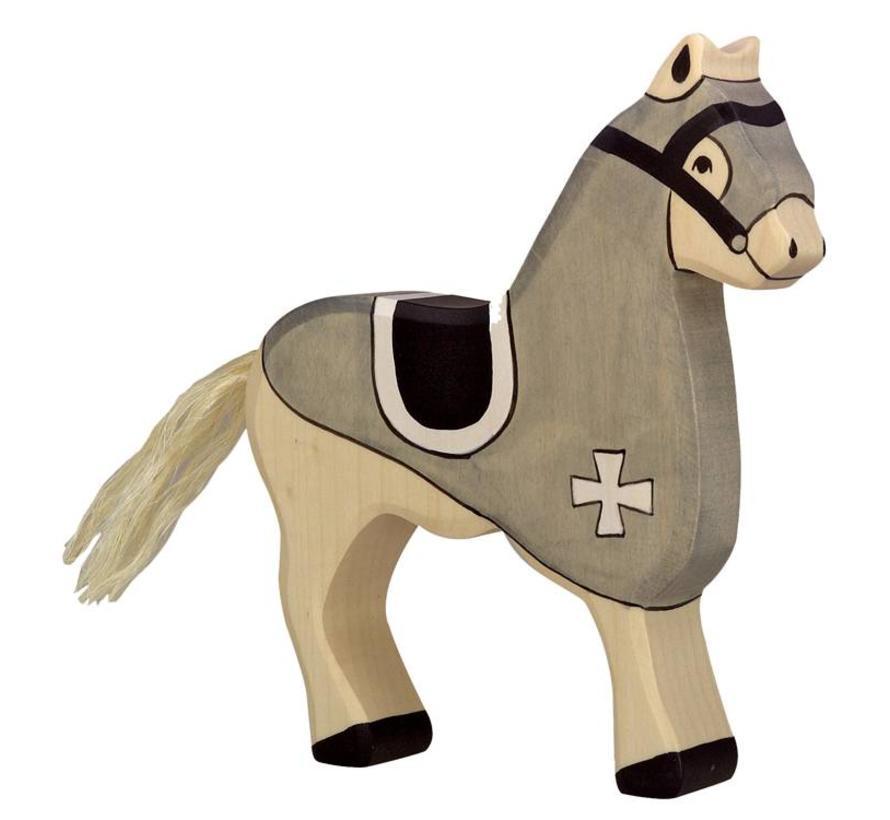 Tournament Horse Grey 80250