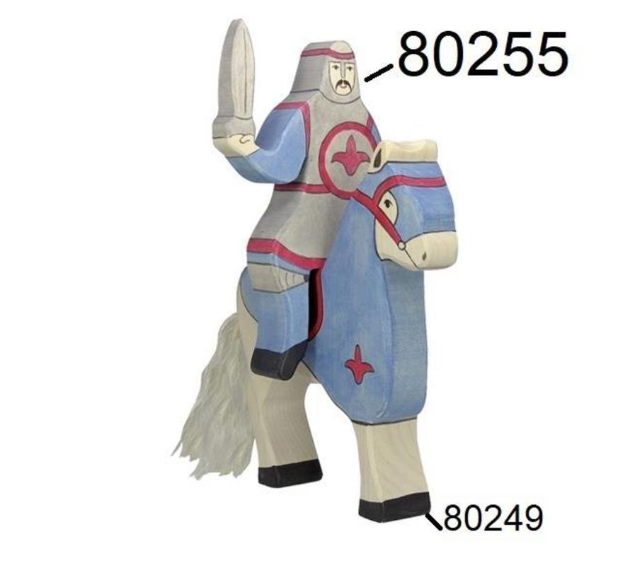 Knight Riding Blue 80255