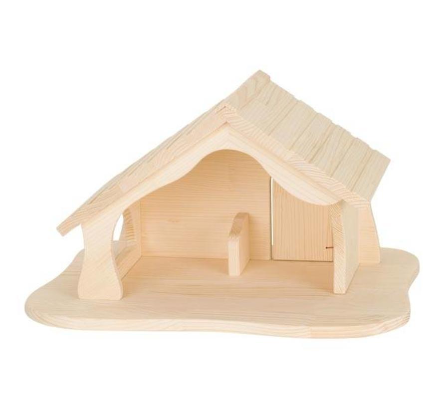 Farm or Nativity Scene 80348
