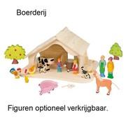 Holztiger Boerderij of Kerststal 80348