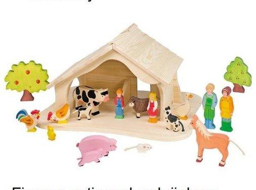 Holztiger Farm or Nativity Scene 80348