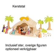Holztiger Farm or Nativity Scene 80348