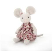 Jellycat Knuffel Muis Fleur Mouse