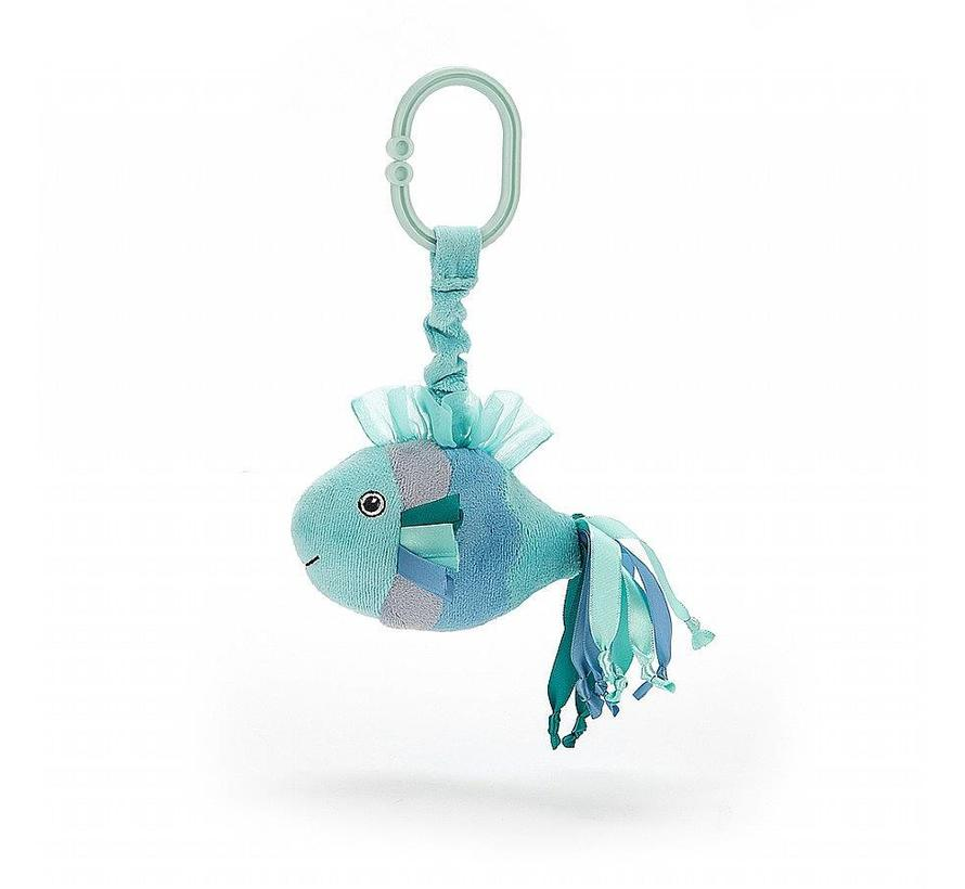 Bibber Knuffel Sea Streamer Fish Jitter