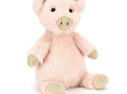 Jellycat Knuffel Nibbles Piglet