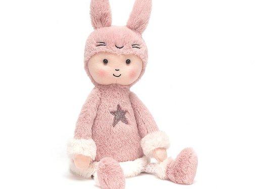 Jellycat Knuffel Perky Bunny Hop