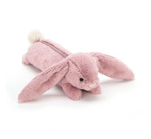 Jellycat Tasje Bashful Bunny Tulip Long Bag
