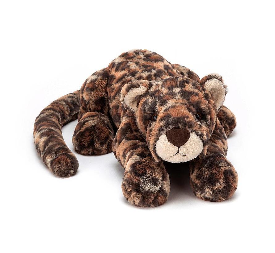 Knuffel Luidpaard Livi Leopard Little