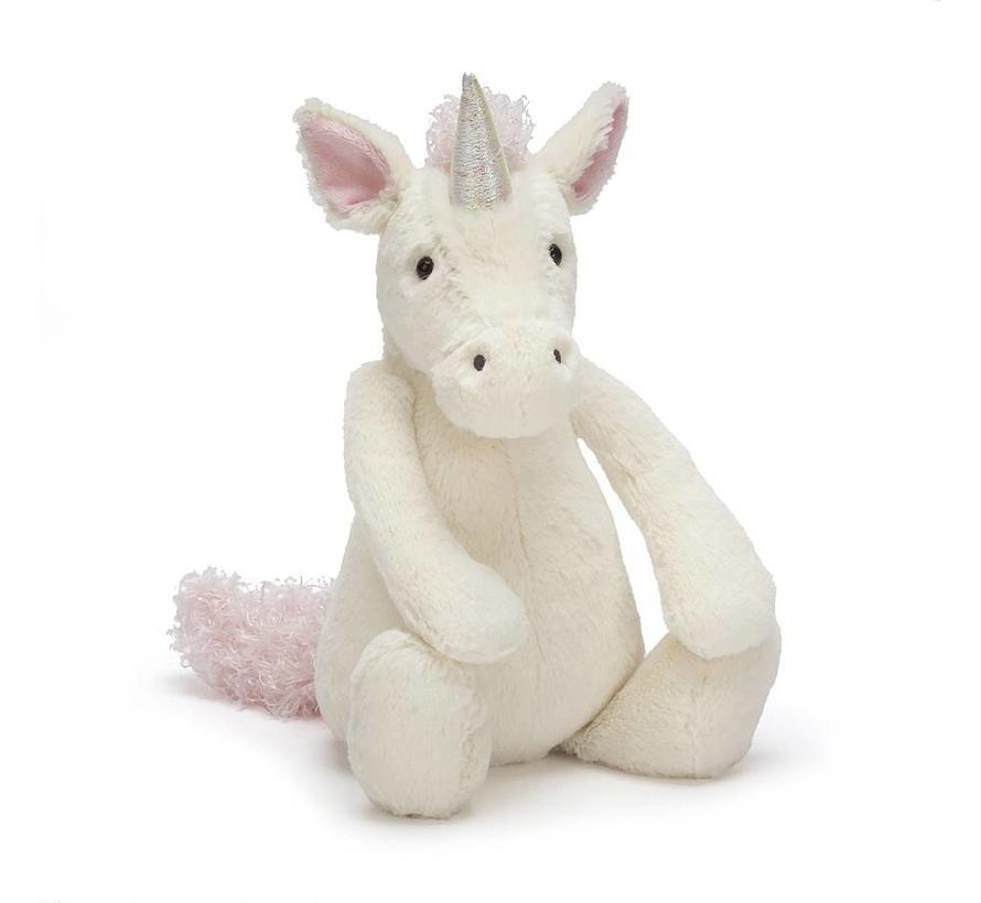 Knuffel Eenhoorn Bashful Unicorn Medium